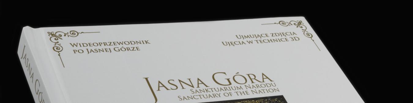Jasna Gora - ksiazka z plyta DVD Video